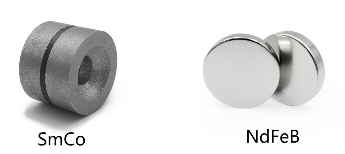 Two Main Types of Rare-Earth Magnets