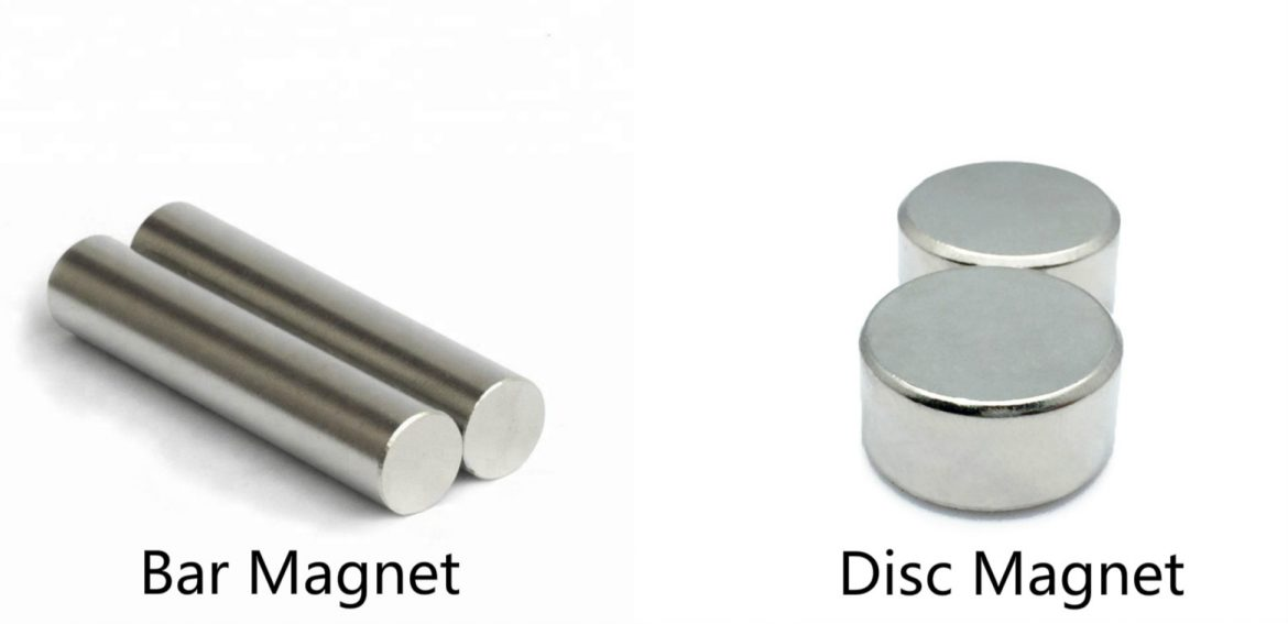 Neodymium Bar Magnets VS Neodymium Disc Magnets